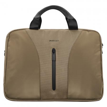 """SmartSuit 16"""" Briefcase - khaki oasis"""