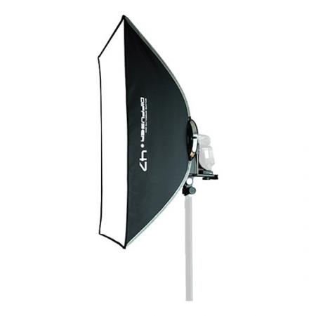 SMDV Speedbox-47 - softbox dreptunghiular blit extern, 75x42cm