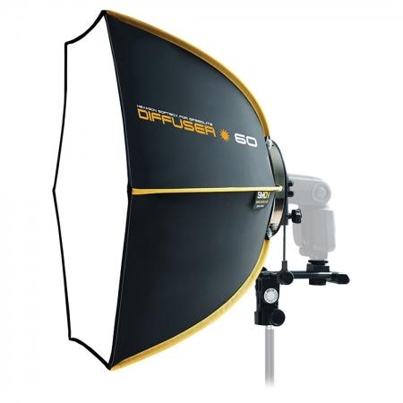SMDV Speedbox-60 - softbox hexagonal blit extern, 60cm