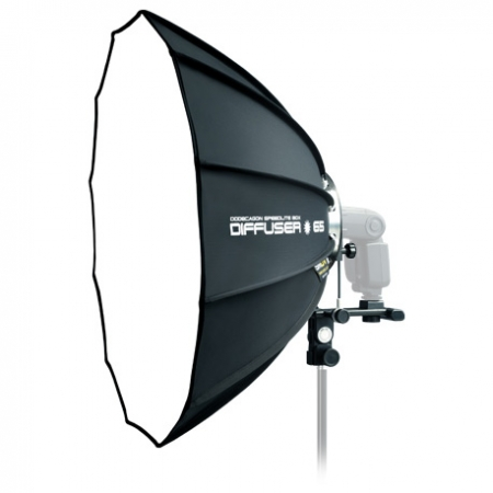SMDV Speedbox-65 - softbox dodecagon blit extern, 65cm
