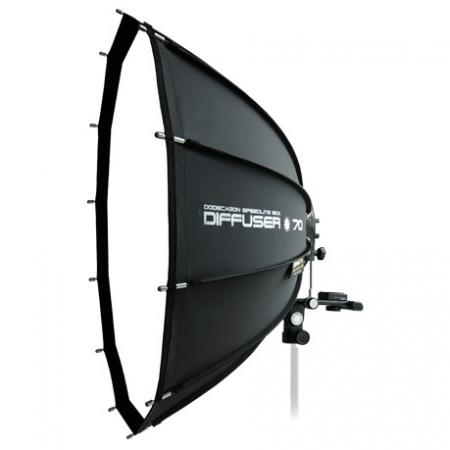 SMDV Speedbox-70 - softbox dodecagon blit extern, 70cm