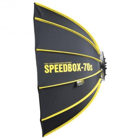 SMDV Speedbox-70s BRiHT - Softbox dodecagon, montura DA-05 pentru BRiHT-360
