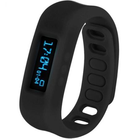 STAR City BL01 - Smartwatch cu Display OLED, Negru