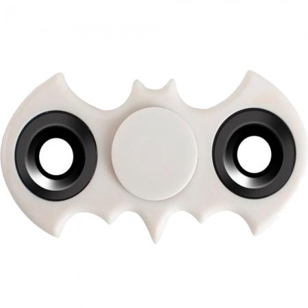 STAR Fidget Spinner Batman - Jucarie Antistres - Alb