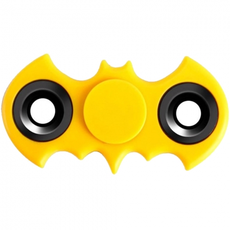 STAR Fidget Spinner Batman - Jucarie Antistres - Galben