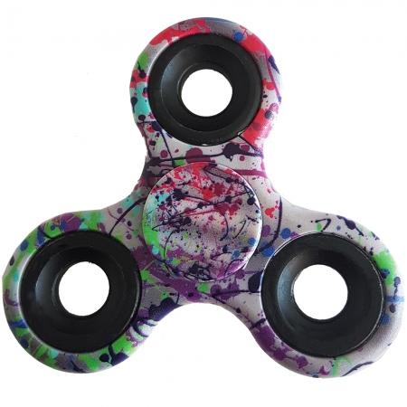 STAR Fidget Spinner - Jucarie Antistres -  Multicolor
