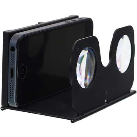 STAR Mini 3D VR - ochelari inteligenti tip husa negru
