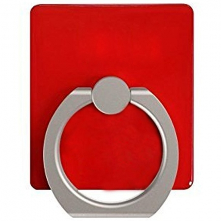STAR Suport Universal Pentru Telefon Cu Inel, Rosu