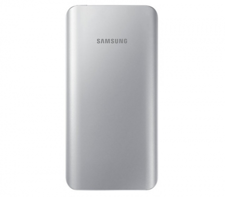 Samsung Battery Pack 5200mAh - acumulator extern - argintiu