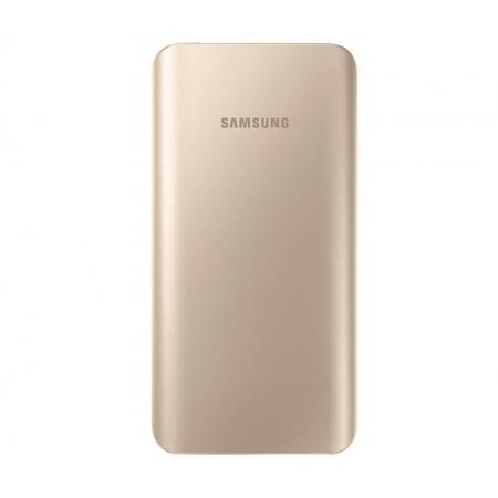 Samsung Battery Pack 5200mAh - acumulator extern - auriu