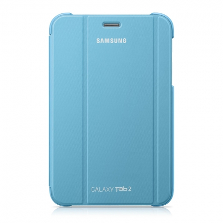 Samsung Book Cover pentru Galaxy TAB 2 7'' - Light Blue