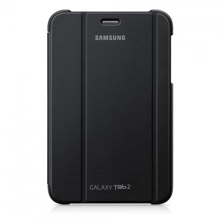 Samsung Book Cover pentru Galaxy TAB 2 7'' - gri inchis