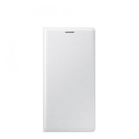 Samsung EF-FG800B - Husa de protectie tip Book pentru Galaxy S5 Mini - alb
