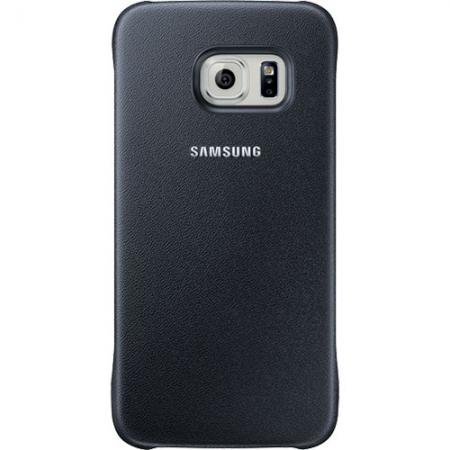 Samsung EF-YG920BBE - Husa Capac spate Samsung Galaxy S6 - negru
