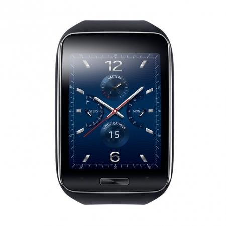 Samsung Galaxy Gear S - Smartwatch-negru RS125016683-18