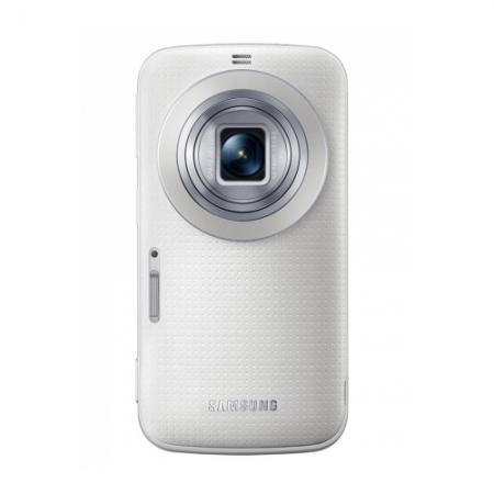 Samsung Galaxy K zoom - smartphone cu camera de 20MPx, 10x zoom optic, 4G - argintiu