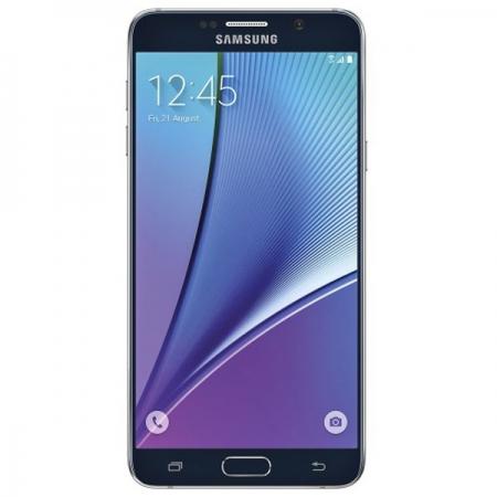 Samsung Galaxy Note 5 N920CD - 5.7'', Dual Sim, Octa-core, 4 GB RAM, 32GB, 4G - Negru