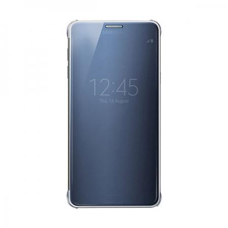 Samsung Galaxy Note 5 - husa agenda clear view - negru