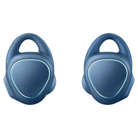 Samsung Gear IconX - Casti Fitness Wireless pentru monitorizare, Albastru