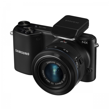 Samsung NX2000 negru kit 20-50mm f/3.5-5.6