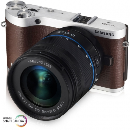 Samsung NX300 maro kit 18-55mm f/3.5-5.6 OIS