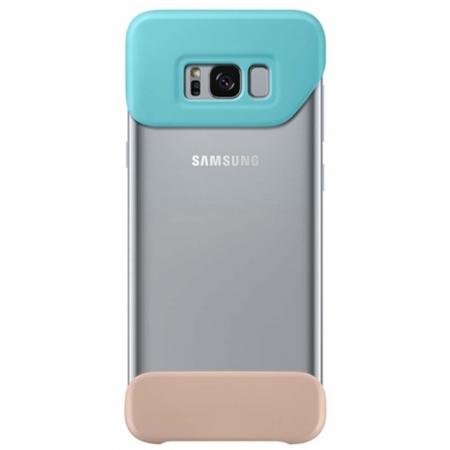 Samsung Protective Cover - Capac protectie spate pentru Galaxy S8 (G950) - Verde/Maro