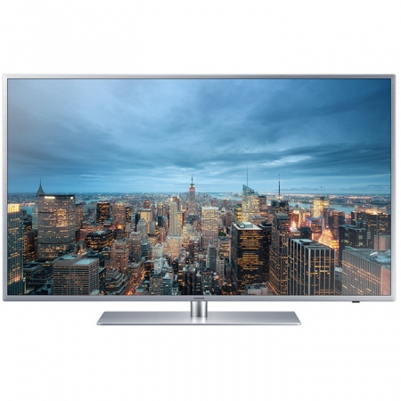 Samsung UE48JU6410 - Televizor LED Smart TV, Ultra HD 4K, 121cm, argintiu
