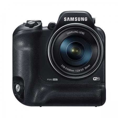 Samsung WB2200F, primul bridge cu grip dublu. Un mini-D4 pentru începători? Samsung-WB2200F-31475-1