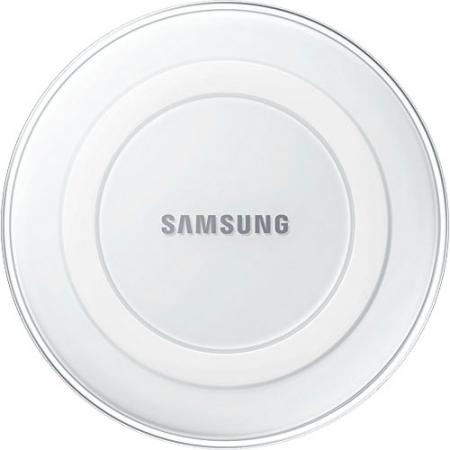 Samsung - dock wireless pentru Galaxy S si Galaxy S6 Edge - alb