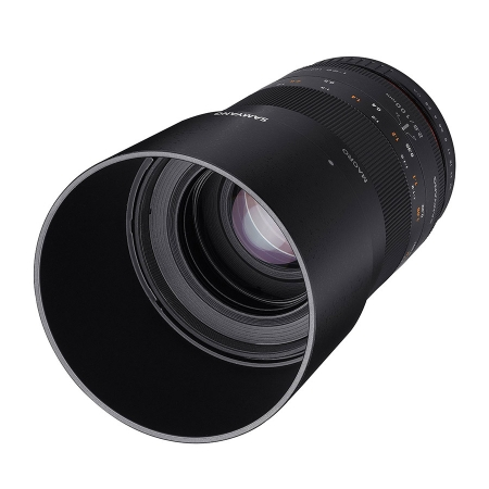 Samyang 100mm f/2.8 Macro 1:1 - montura Sony