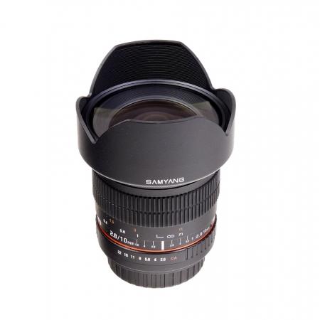 Samyang 10mm F2,8 Canon