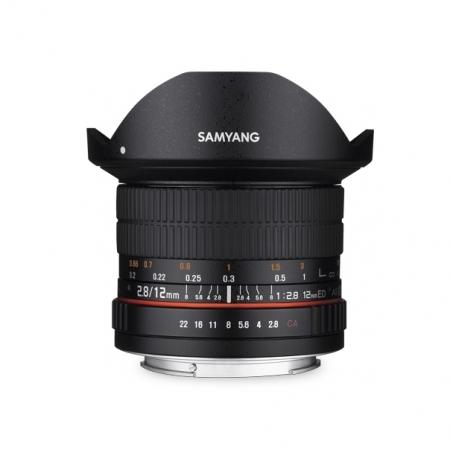 Samyang 12mm F2.8 ED AS NCS Fisheye Fujifilm X