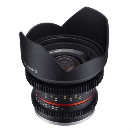 Samyang 12mm T2.2 VDSLR Fuji X