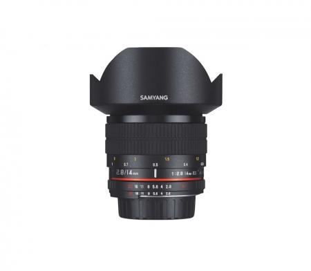 Samyang 14mm F2.8 Nikon AE