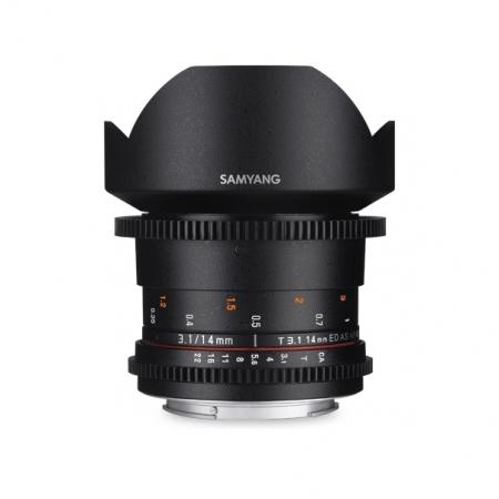 Samyang 14mm T3.1 VDSLR ED AS IF UMC II - Fujifilm X