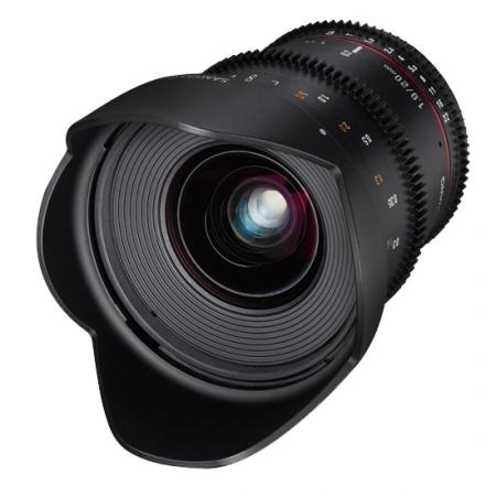 Samyang 20mm T1.9 ED AS UMC VDSLR - Fujifilm X
