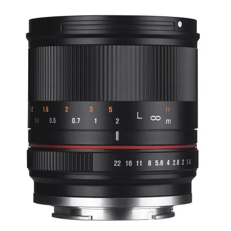 Samyang 21mm f/1.4 MFT negru