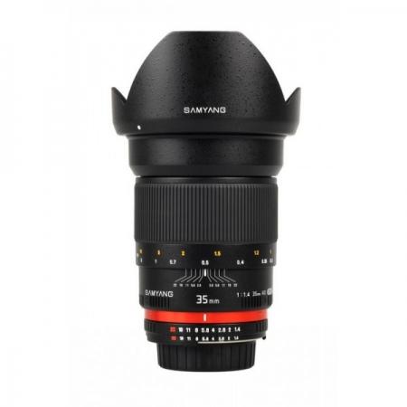 Samyang 35mm F1.4 Olympus 4/3