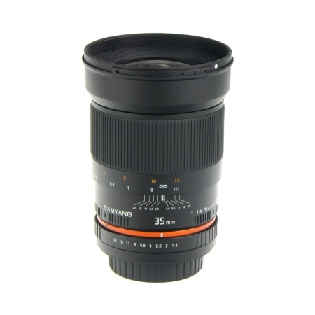 Samyang 35mm F1.4 Sony E - RS125013827