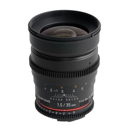 Samyang 35mm T1.5 Sony VDSLR - RS125005945