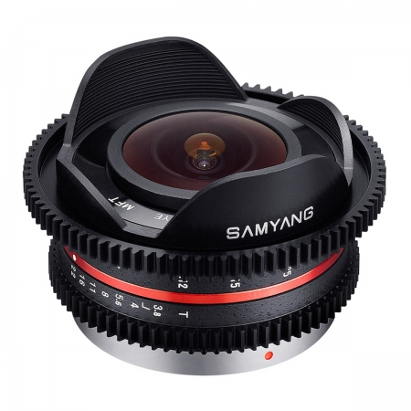 Samyang 7.5mm T3.8 Fisheye VDSLR Micro Four Thirds