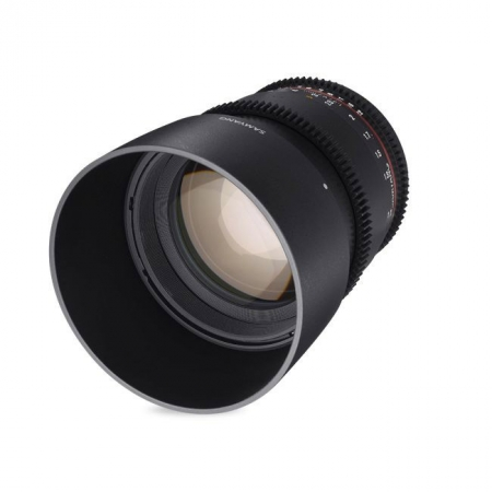 Samyang 85mm T1.5 AS IF UMC II - Cine Lens Canon
