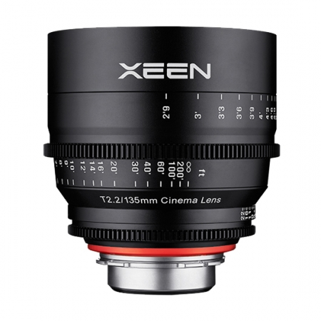 Samyang XEEN 135mm T2.2 FF CINE - Nikon