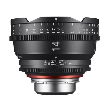 Samyang XEEN 14mm T3.1 CINE - MFT