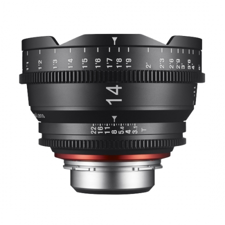 Samyang XEEN 14mm T3.1 FF CINE - Nikon