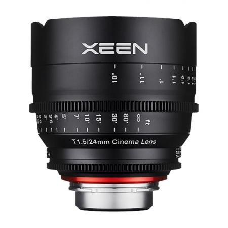 Samyang XEEN 24mm T1.5 FF CINE - Nikon