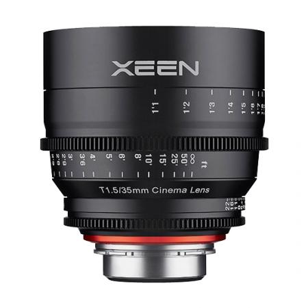 Samyang XEEN 35mm T1.5 FF CINE - Nikon