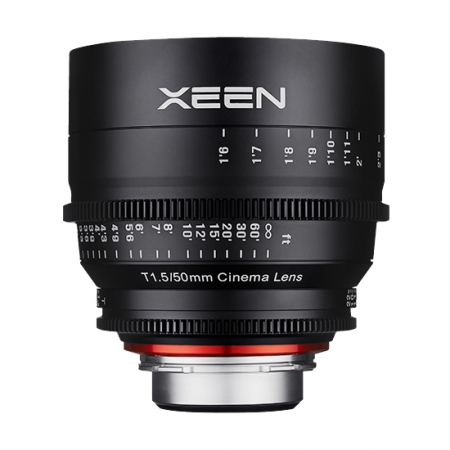 Samyang XEEN 50mm T1.5 CINE - MFT