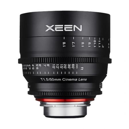 Samyang XEEN 50mm T1.5 FF CINE - Nikon