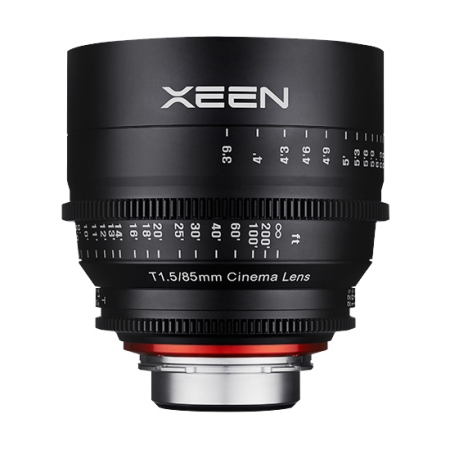 Samyang XEEN 85mm T1.5 FF CINE - Canon